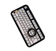 Keyboard Ring Holder Soft Back Cover iphone Case for iphone 6s Plus/iphone 6s/iphone 6