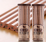 Wood Pencil 50 Barrels