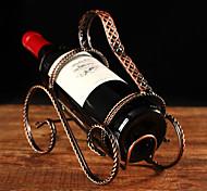 Portabottiglie da vino Ghisa,23*11*22CM Vino Accessori