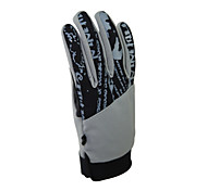 лыжные перчатки Полный палец Муж. Жен. Универсальные Спортивные перчатки Сохраняет тепло DLGDX®Катание на лыжах Восхождение Велосипедный
