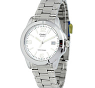 CASIO Quartz Male Watch with Pointer MTP-1215A-7A