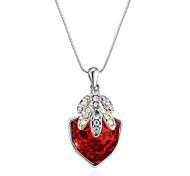 2016 Trendy Necklaces Triangle Palm Crystal Jewelry Necklace Pendant Vintage Long Necklace For Women Gift