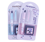 Hobby Stationery 20322 Pen Pen And Ink Sac Straight Fluid Type In Sac Suit  1 Pen Six Ink Sac