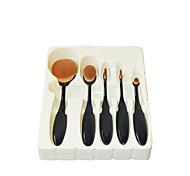 5 Set di pennelli Altro Professionale Plastic Viso / Occhi Altro