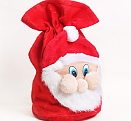 Christmas Gift Holders Decoration Santa Large Sack Stocking Big Gift bags HO HO Christmas Santa Claus Xmas Gifts