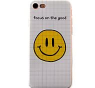 Smiling Face Pattern  TPU Material For iPhone 7 7Plus 6S 6Plus