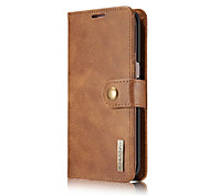 Luxury Phone Cases For Iphone 7Plus 7 6Plus 6 Original Genuine Leather Magnet Auto Flip Wallet Case Cover Accessories