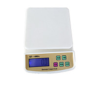 Sf-400a Kitchen Electronic Scale (Note 5kg / 1g)