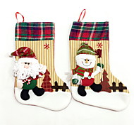 Good Quality L Size Christmas Stocking