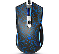 Gaming mouse Ergonomic Programmable Professional wired mouse With 16 Million-Colors Smart Breathing Light 3000 DPI 7 Buttons