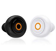 мини Bluetooth гарнитура беспроводная в ухо стерео наушники музыка наушники микрофон громкой связи автомобиля универсальные мобильные