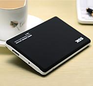 neo-filosofia mao Wang ha - v300 box per hard disk mobile da 2,5 pollici iniziano colore casuale sata