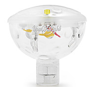 YouOKLight Floating Underwater LED Disco AquaGlow Light Show Swimming Pool Hot Tub Spa Lamp
