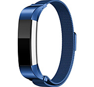 Fitbit Alta BandMagnetic Closure Clasp Mesh Band Milanese Loop Style Stainless Steel Bracelet Strap for Fitbit Alta