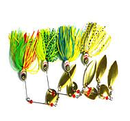 1 pcs leurres de pêche Leurre Buzzbait & Spinnerbait g/Once mm pouce,Métal Pêche d'appât