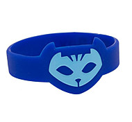 Silicone Wristband of PJ Masks for Super Hero Catboy Owlette and Gekko
