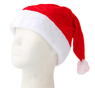 Gold Velvet Christmas Hat