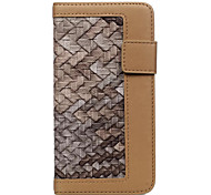 Universal PU Leather Flip Mobile Phone Case For Wallet Pouch Back Cover For iPhone7Plus 7 6Plus 6