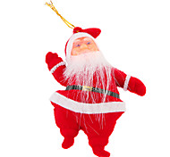 Santa Claus 6 Inch Pendant 1 PCS