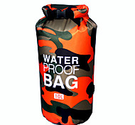 Travel Bag 10L L Hydration Pack & Water Bladder Waterproof Compact PVC