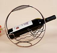 Portabottiglie da vino Ghisa,27*11.5*28CM Vino Accessori