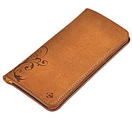 CORNMI For iPhone Samsung Haiwei  Card Slots Vintage Leather Universal Wallet Pouch Case HTC  LG SONY