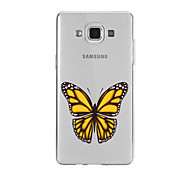 For Samsung A9(2016)A9 Pattern Case Back Cover Case Butterfly Soft TPU for Samsung A9(2016) A7(2016) A5(2016) A3(2016) A9 A8 A7 A5 A3