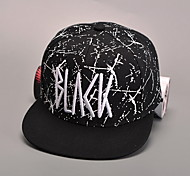 2016 new fashion hat along Spray paint  sunshade hip-hop baseball ca Breathable / Comfortable Unisex BaseballSports