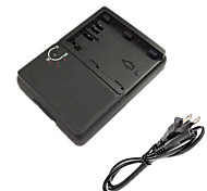 BP511 Battery Charger and US Charger Cable for Canon BP511 EOS 300D 10D 20D 30D 40D 50D EOS 5D