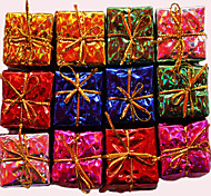 Christmas Decorations Fang Libao Colorful Little Gift Bag 12 Pack Random Color