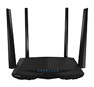 Tengda Ac6 1200 M Double-Frequency Gigabit Wireless Router Household Wall King Fiber Optic Intelligent