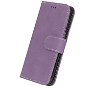 For Samsung Galaxy S7 Edge Luxury PU Leather Cover Case Wallet Cell Phone Cases Frosted Back Cover Card Holder Bags S7 S6 S5 S4 S4 S3 Mini
