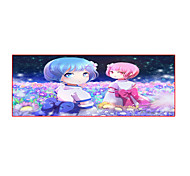Animation mouse pad custom models       300*800*2mm