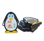 For Gift  Building Blocks Penguin Wood Toys