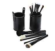 12Contour Brush / Makeup Brushes Set / Blush Brush / Eyeshadow Brush / Lip Brush / Brow Brush / Eyeliner Brush / Eyelash Brush dyeing