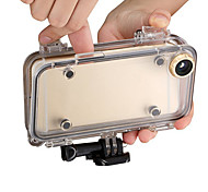 Accessories For GoPro,Waterproof Housing Waterproof Dust Proof, For-Action Camera,iPhone iOS Universal Silicone