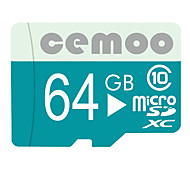 CEMOO 64GB TF Micro SD Card scheda di memoria Class10