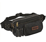 10 L Belt Pouch/Belt Bag Wearable Black / Others / Army Green