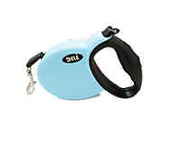 Dog Collar / Harness Safety Solid Blue Rubber