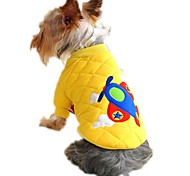 Carter Plane Cotton Coat for Pets Dogs (Assorted Sizes and Colours)