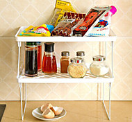 Multipurpose Rack  Folding Rack  Creative Kitchen Bathroom  Kitchen Supplies
