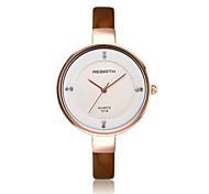 Women's Fashion Watch / Wrist watch Quartz Water Resistant/Water Proof Alloy Band Casual Brand