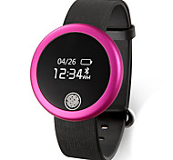 Smart Wrist Band Heart Rate Smartband Bracelet Bluetooth Wristband Fitness Tracker Waterproof Sport Clock for IOS Samsung