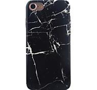 Für Muster Hülle Rückseitenabdeckung Hülle Marmor Weich TPU für Apple iPhone 7 plus / iPhone 7 / iPhone 6s/6