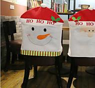 креативный снеговик стул набор рождественские украшения