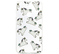 For Google Pixel XL Pixel Case Cover Horse Pattern Back Cover Soft TPU