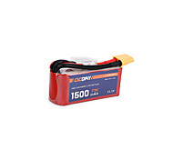 OCDAY 11.1V 1500mAh 75C Lipo Battery XT60 Plug for 150-280 Raing Quacopter