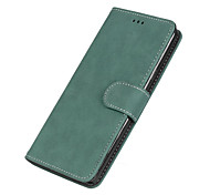For Samsung Galaxy Note 5 Luxury PU Leather Cover Case Wallet Cell Phone Cases Frosted Back Cover Card Holder Bags  Note 3 Note 4