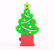 ZP USB2.0 64gb The Christmas tree U disk