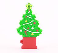 USB2.0 zp 8gb el disco de U árbol de navidad